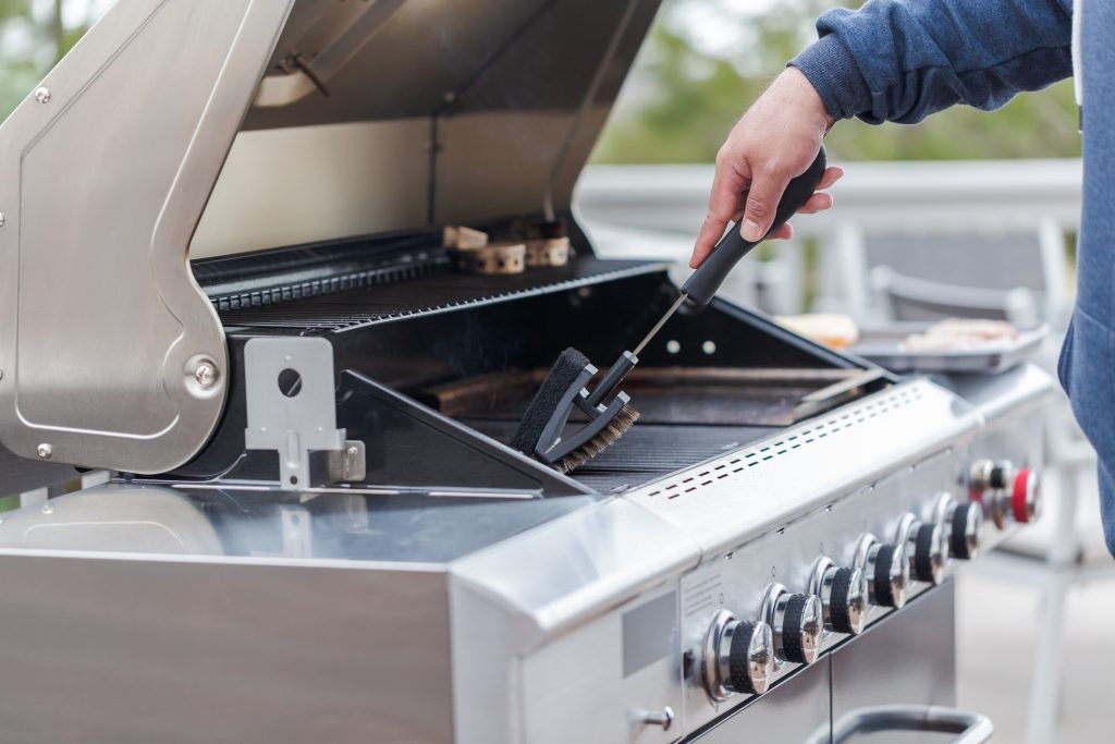 Grilling Tip-Start With a Clean Grill