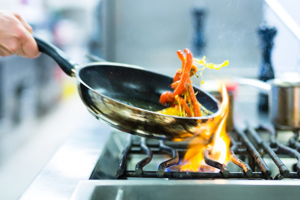 Reasons to Cook with Natural Gas