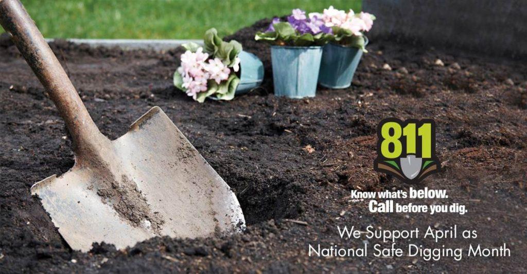 Practice Safe Digging!